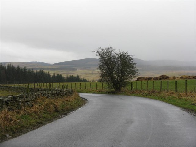 The road from Westloch
