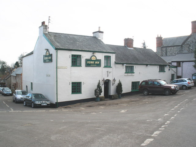 The York Inn, Churchinford