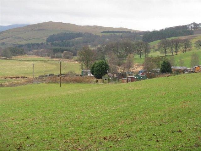 Holiday homes near Hattonknowe