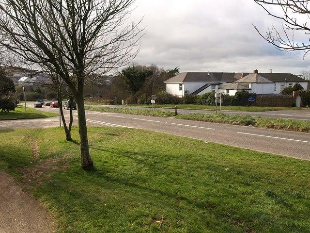 A3047 near Redruth