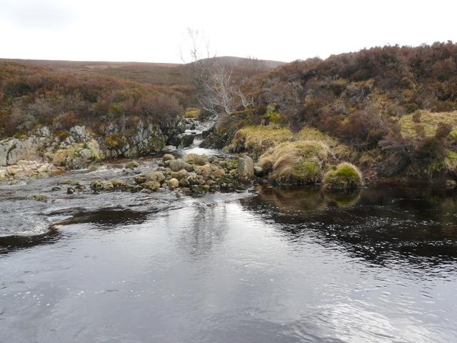 Craggie water, Glen Loth