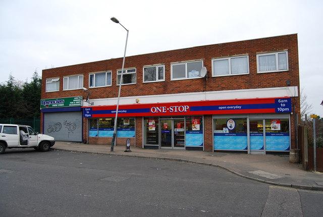 One - Stop, Liptraps Lane
