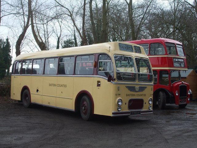 Rail replacement buses