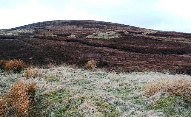 Abandoned Peat Cuttings, Akla