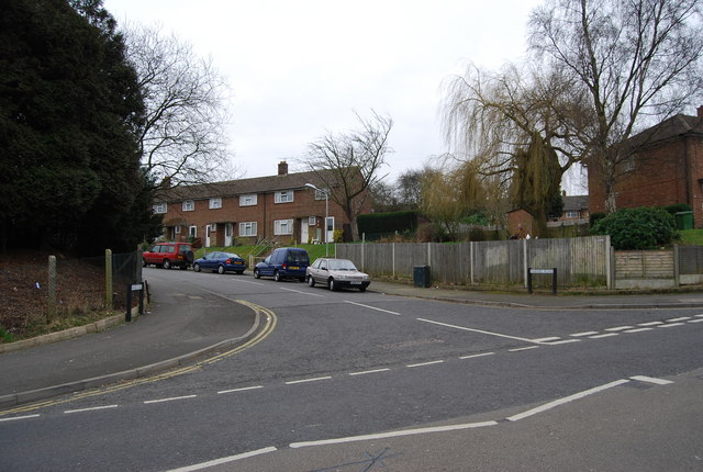 Harries Rd, Birken Rd junction