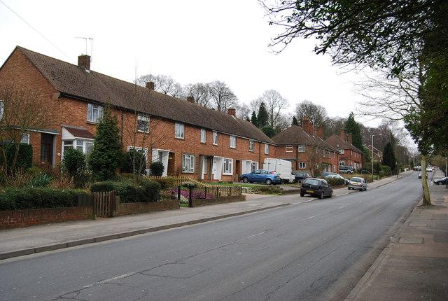 Houses, Sandhurst Rd