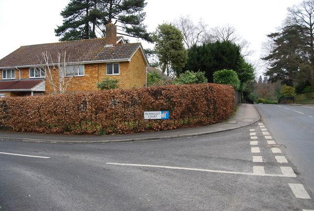 Ferndale, Humboldt Court junction