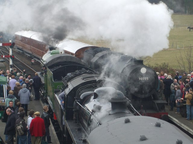 Busy times at Weybourne
