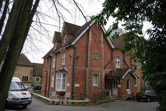 St James's Church House