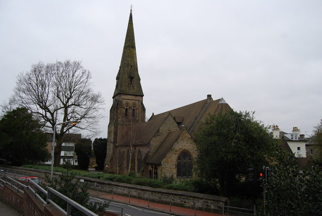 St James's Church, Sandrock Rd