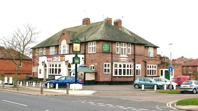 The Winning Post public house