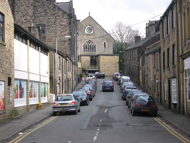 Court Street Uppermill