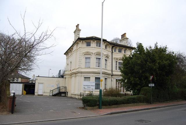 Lansdowne Rd Clinic, Lansdowne Rd