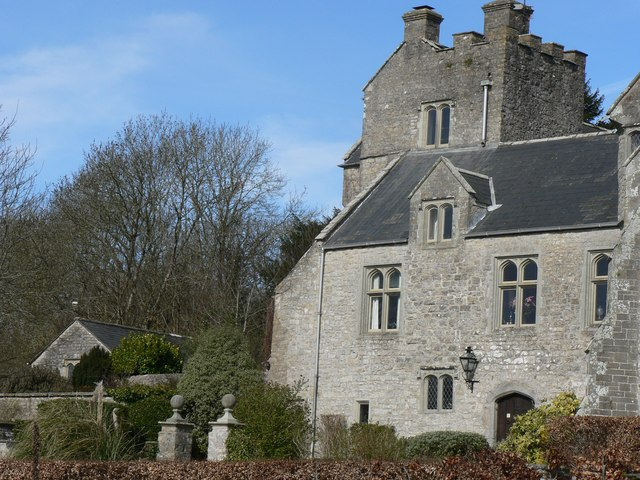 Plas Llanmihangel, near Cowbridge