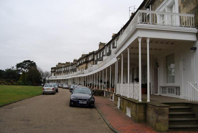 Calverley Park Crescent