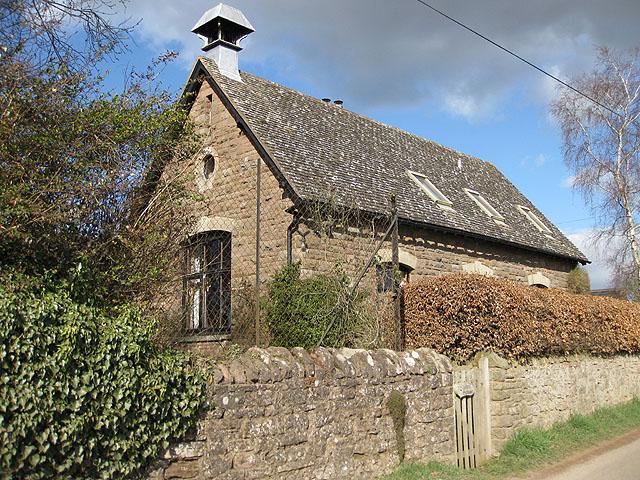 Former school, Brockhampton