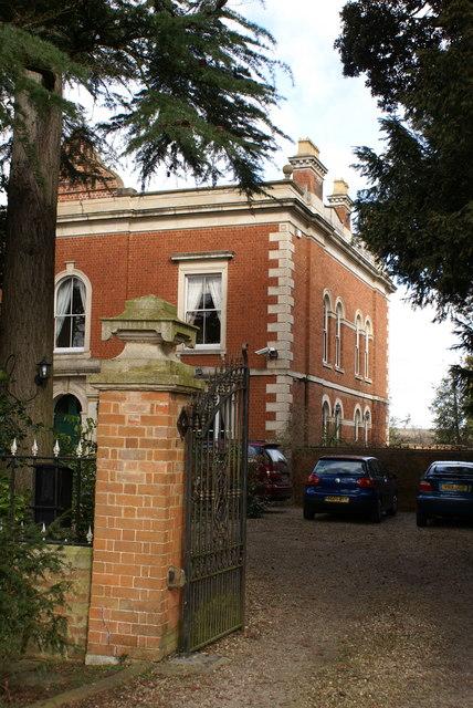 Bishopton House