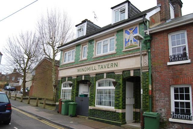 Windmill Tavern, North St