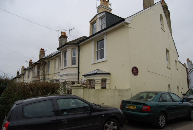 Richard Cumberland lived here! Mount Sion