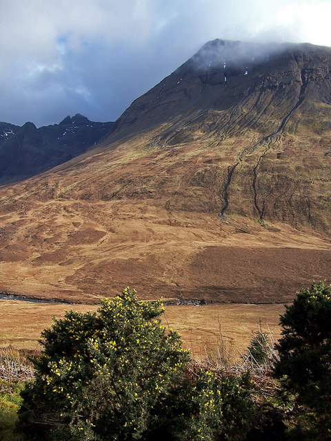 Across Glen Brittle