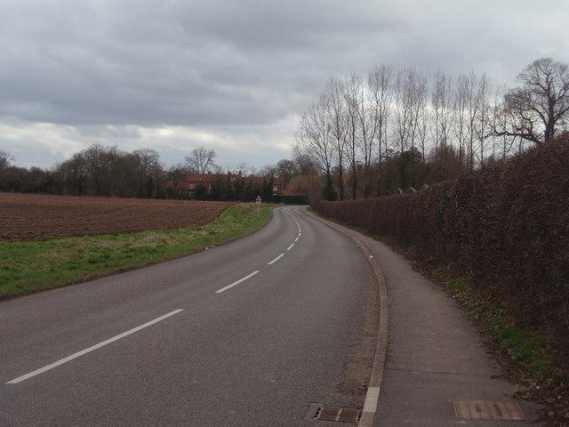 Halam Road