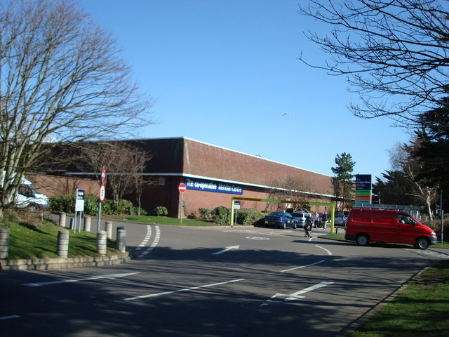 The Meridian Centre, Peacehaven