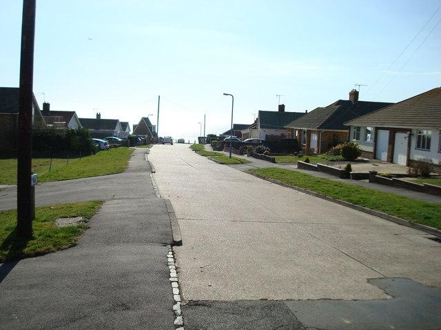 Cliff Avenue, Peacehaven, East Sussex