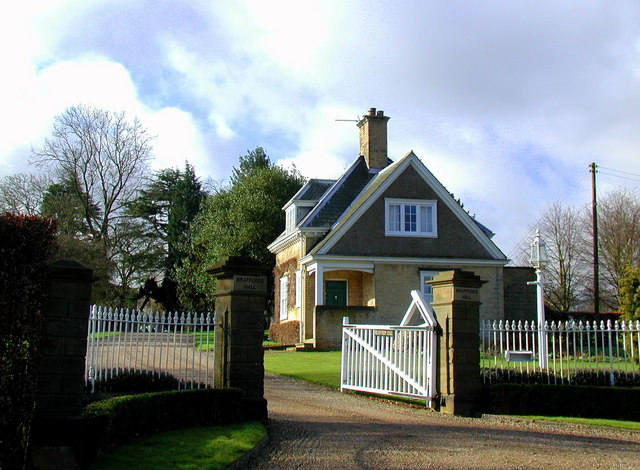 Braffords Hall Lodge
