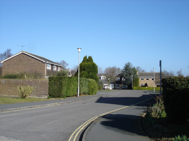 Hardwick Close, Brook Hill