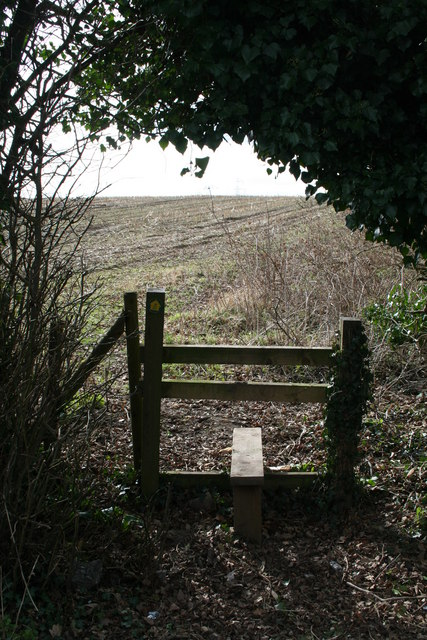 A very inviting stile.