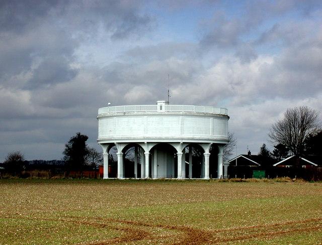Swanland Water Tower