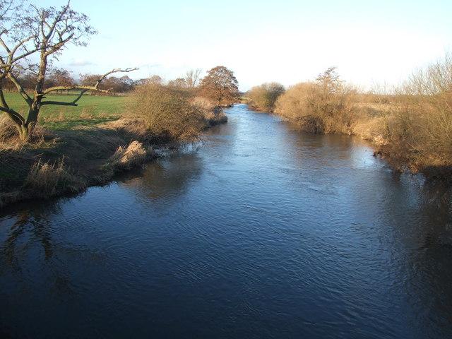 River Dove near Combridge