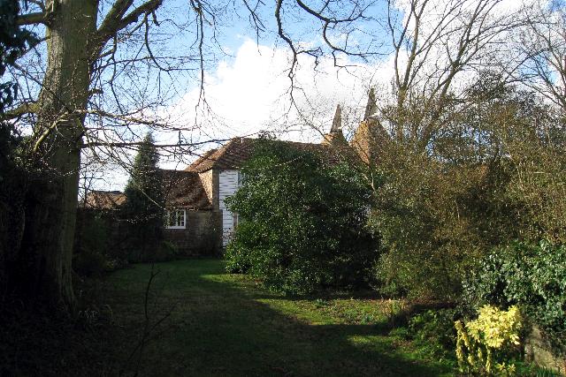 Oast House at Stonebridge Barn, The Street, Egerton, Kent