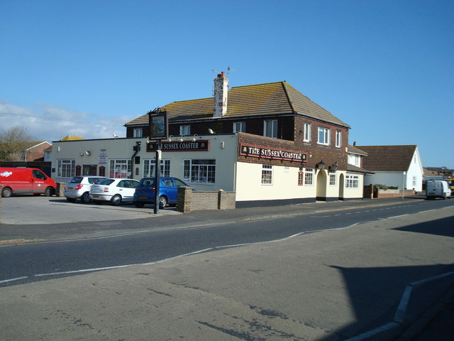 The Sussex Coaster Public House, Peacehaven, East Sussex