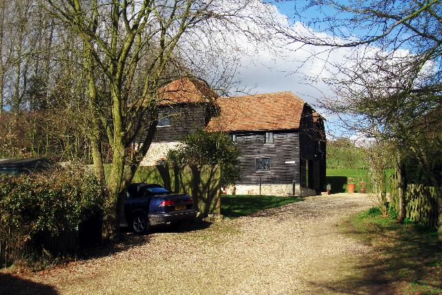 Rock Hill Oast, Rock Hill Road, Egerton, Kent