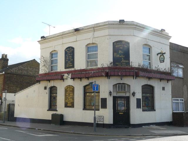 Pitlake Arms, Croydon