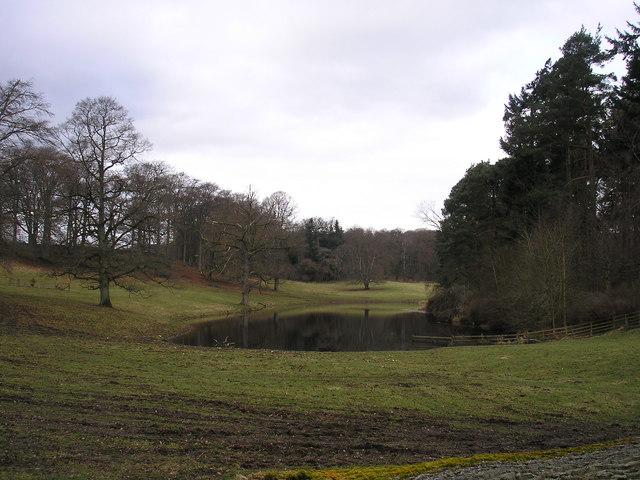 Lowood Pond