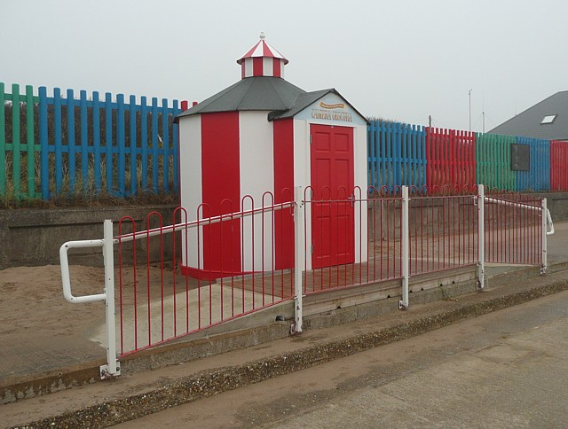 Camera obscura, Mablethorpe