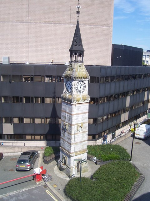 Plymouth : Derry's Clock