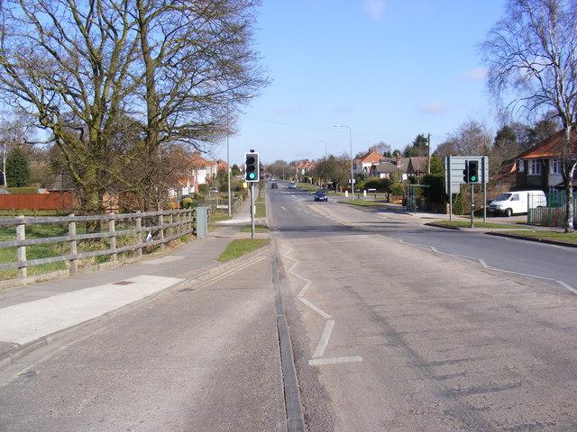 A1189 Bixley Road, Ipswich