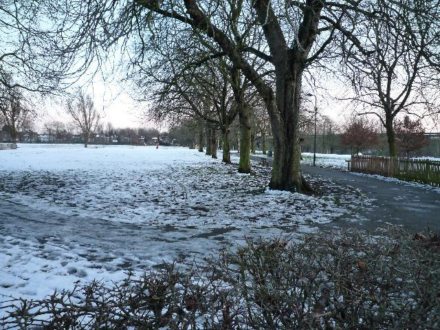 Churchfields Recreation Ground