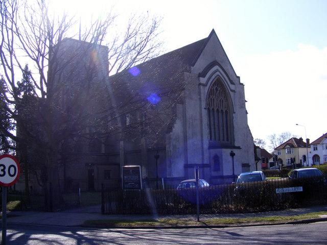 Church of St.Augustine of Hippo Ipswich