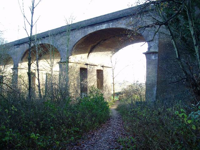 The Wharncliffe Viaduct
