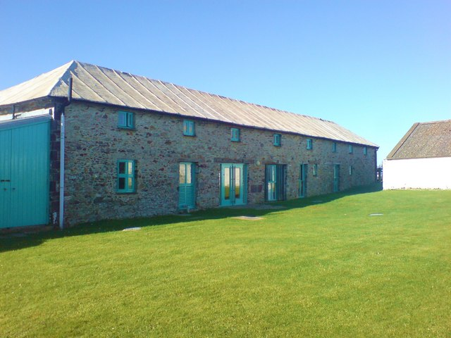Converted outbuildings
