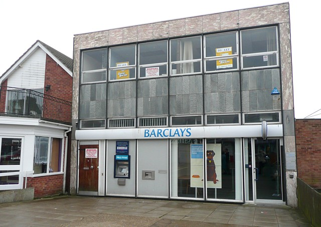 Barclays Bank, Mablethorpe