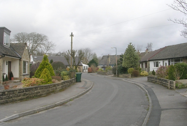Park Crescent - Main Street