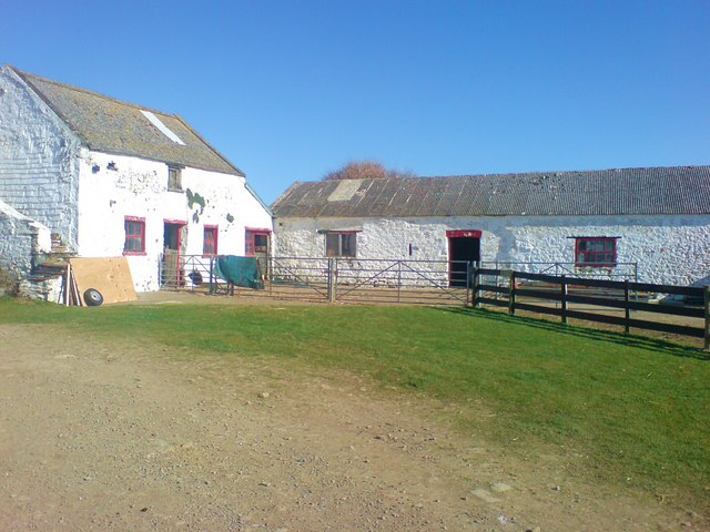 Unconverted outbuildings