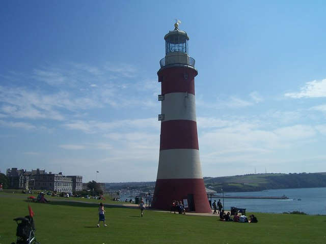 Plymouth : Smeaton's Tower