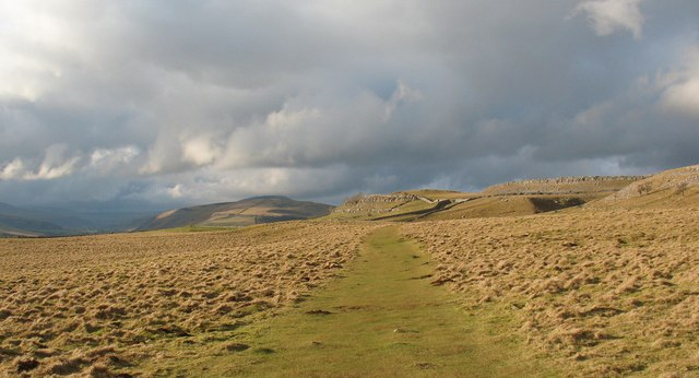 Dales Way footpath