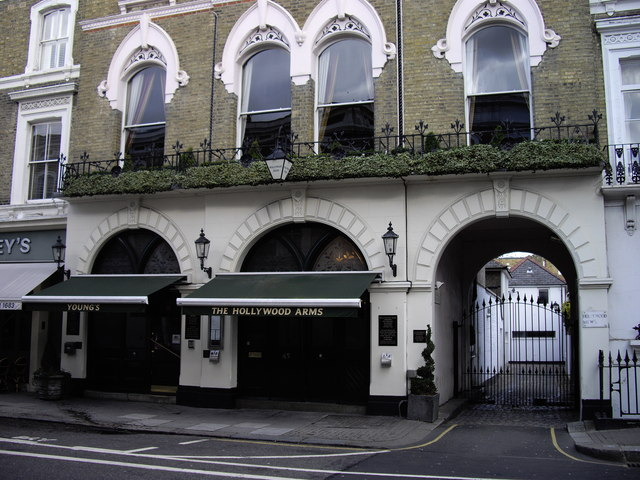 The Hollywood Arms